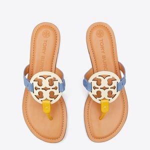 NEW!! Tory Burch Miller Sandals